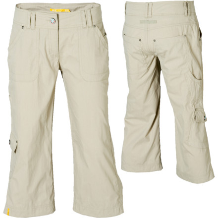 photo: Lole Vivacious Capri hiking pant