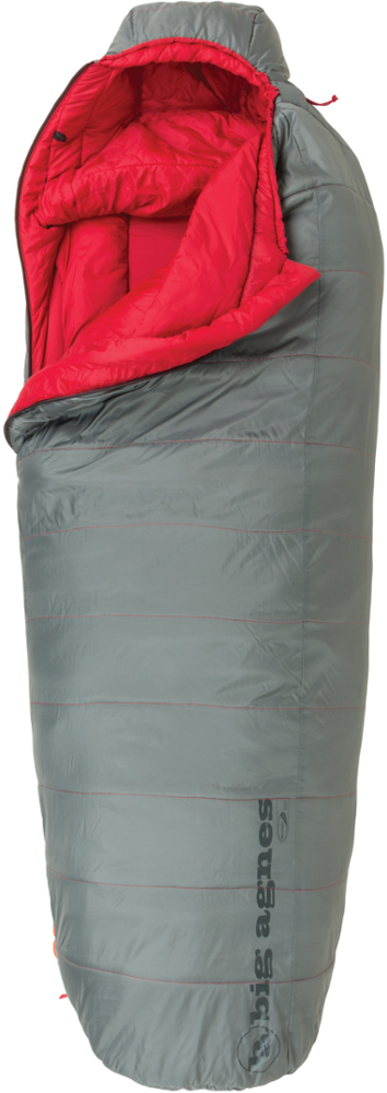 photo: Big Agnes Farwell 0 3-season synthetic sleeping bag