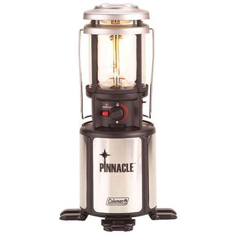 photo: Coleman Pinnacle PerfectFlow InstaStart Lantern fuel-burning lantern