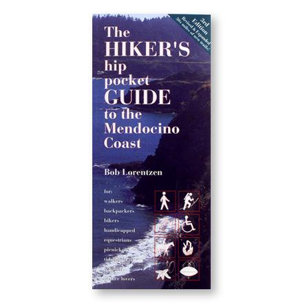 Bored Feet Press The Hiker's Hip Pocket Guide to the Mendocino Coast