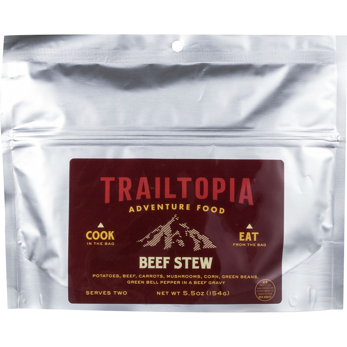 Trailtopia Beef Stew