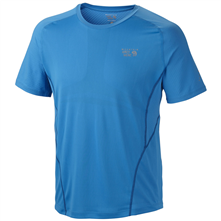 photo: Mountain Hardwear Way2cool S/S T short sleeve performance top