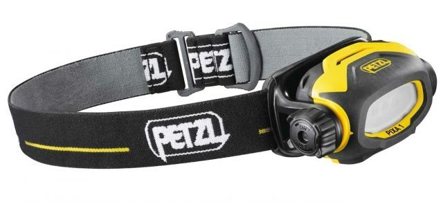 photo: Petzl Pixa 1 headlamp
