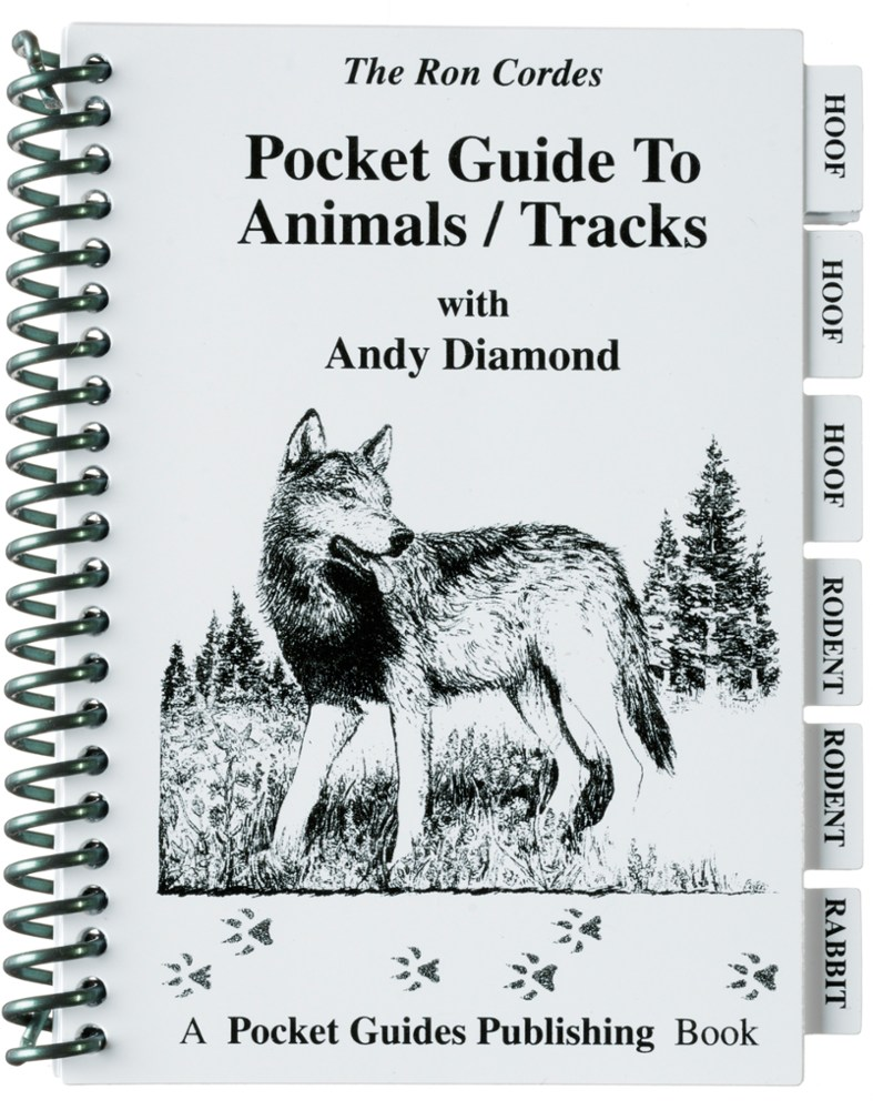 Northern Lights Publishing Pocket Guide to Animals / Tracks