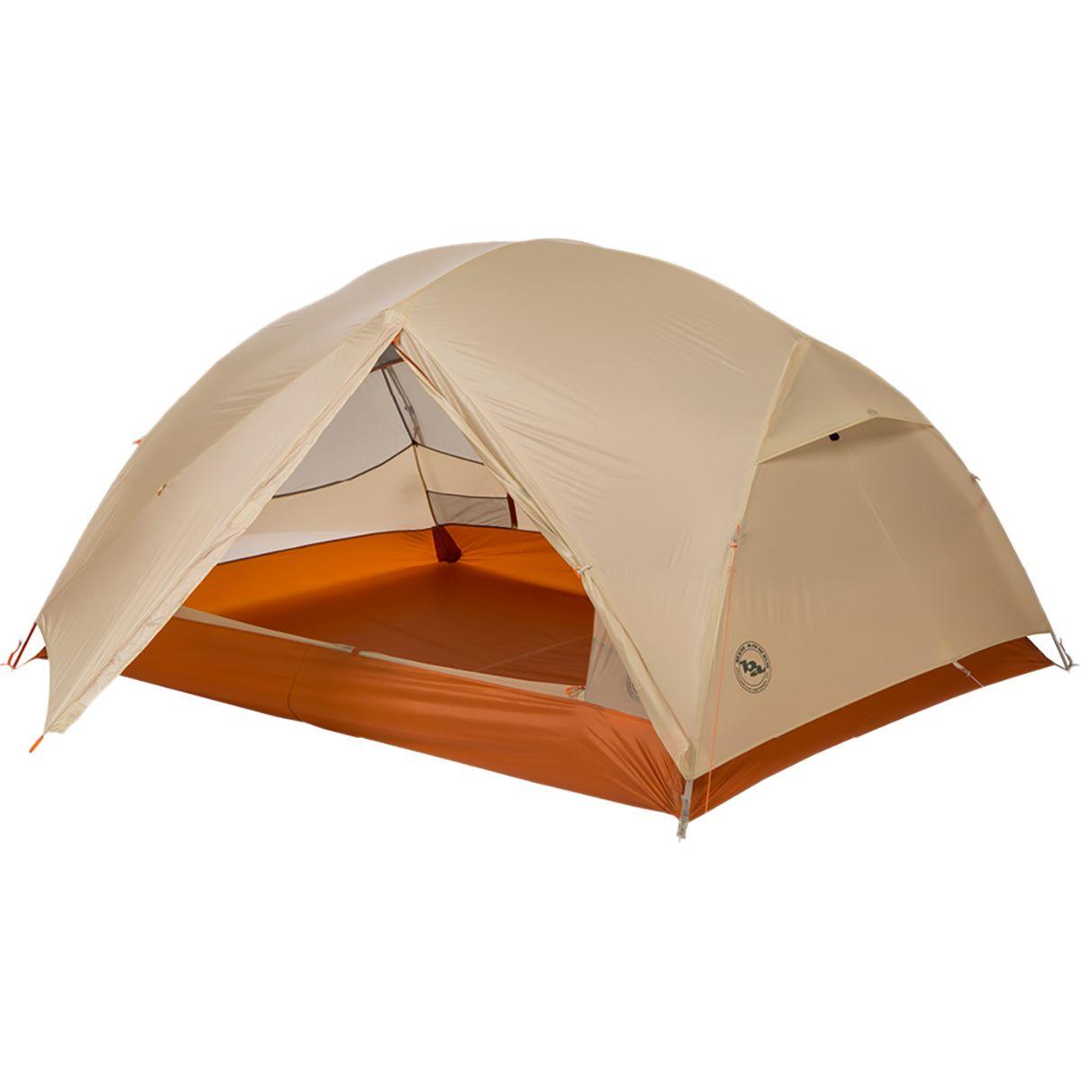 photo: Big Agnes Copper Spur UL3 three-season tent
