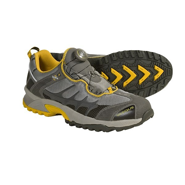 photo: Vasque Aether Tech trail running shoe