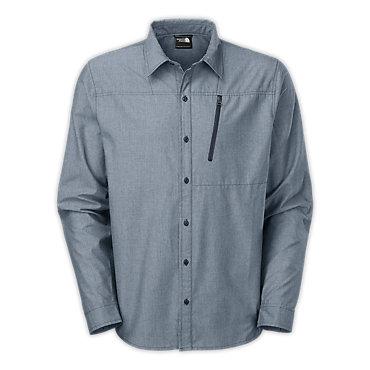 photo: The North Face Long-Sleeve Cronin Shirt hiking shirt