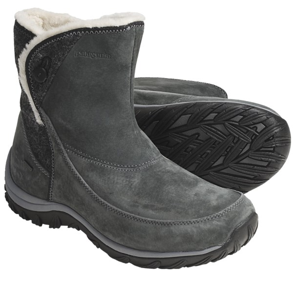photo: Patagonia Attlee Snap winter boot