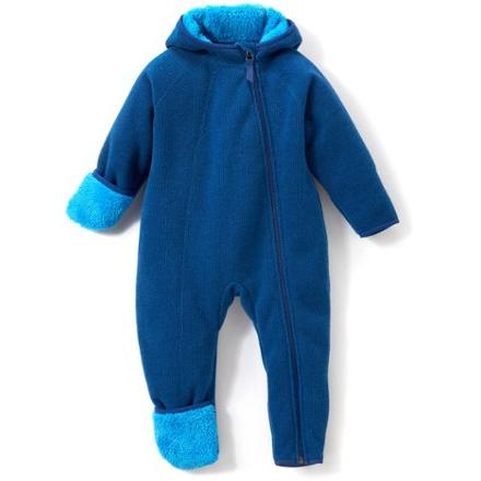 REI Bear Hug Fleece Infant Suit