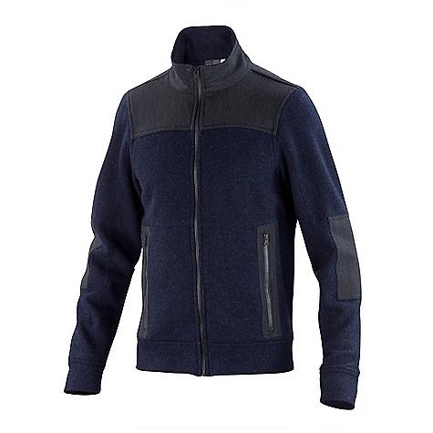 photo: Ibex Hunters Point Full Zip wool jacket