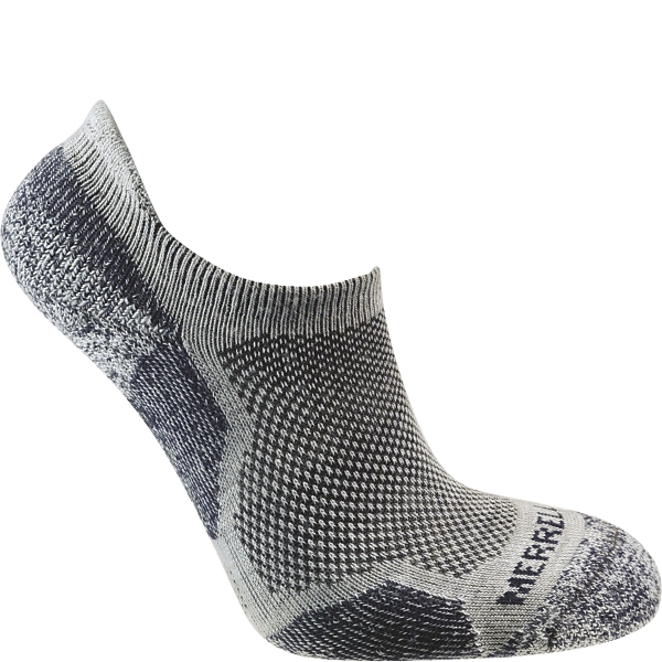 photo: Merrell Dart running sock