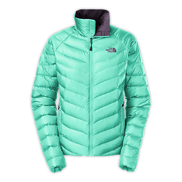 photo: The North Face Women's Thunder Jacket down insulated jacket