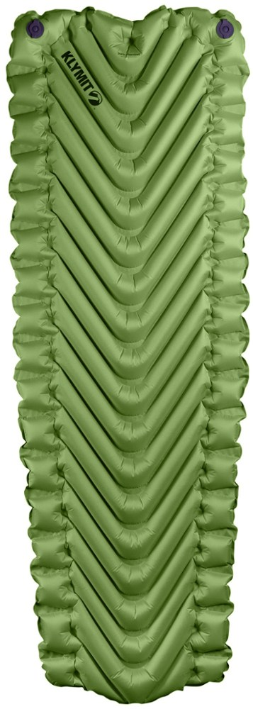 photo: Klymit Static V Oversize air-filled sleeping pad