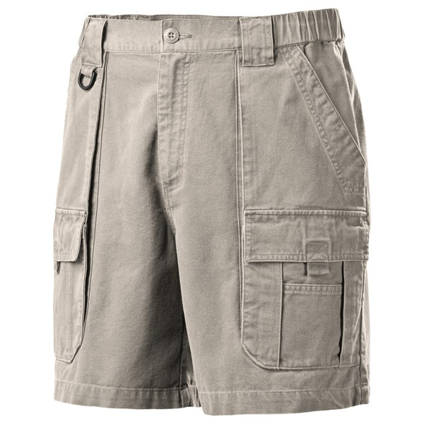 photo: Columbia Cliff Lakes Cargo Short hiking short