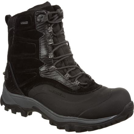 """photo: Merrell Norsehund Beta 8"""" Waterproof hiking boot"""