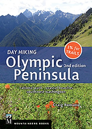 The Mountaineers Books Day Hiking Olympic Peninsula