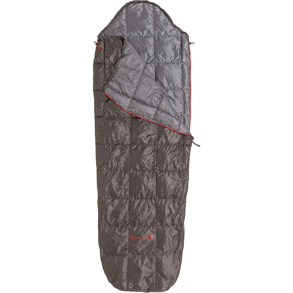 photo: Big Agnes McKinnis warm weather down sleeping bag