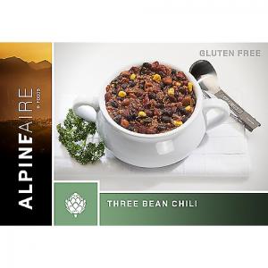 photo: AlpineAire Foods Three Bean Chili soup
