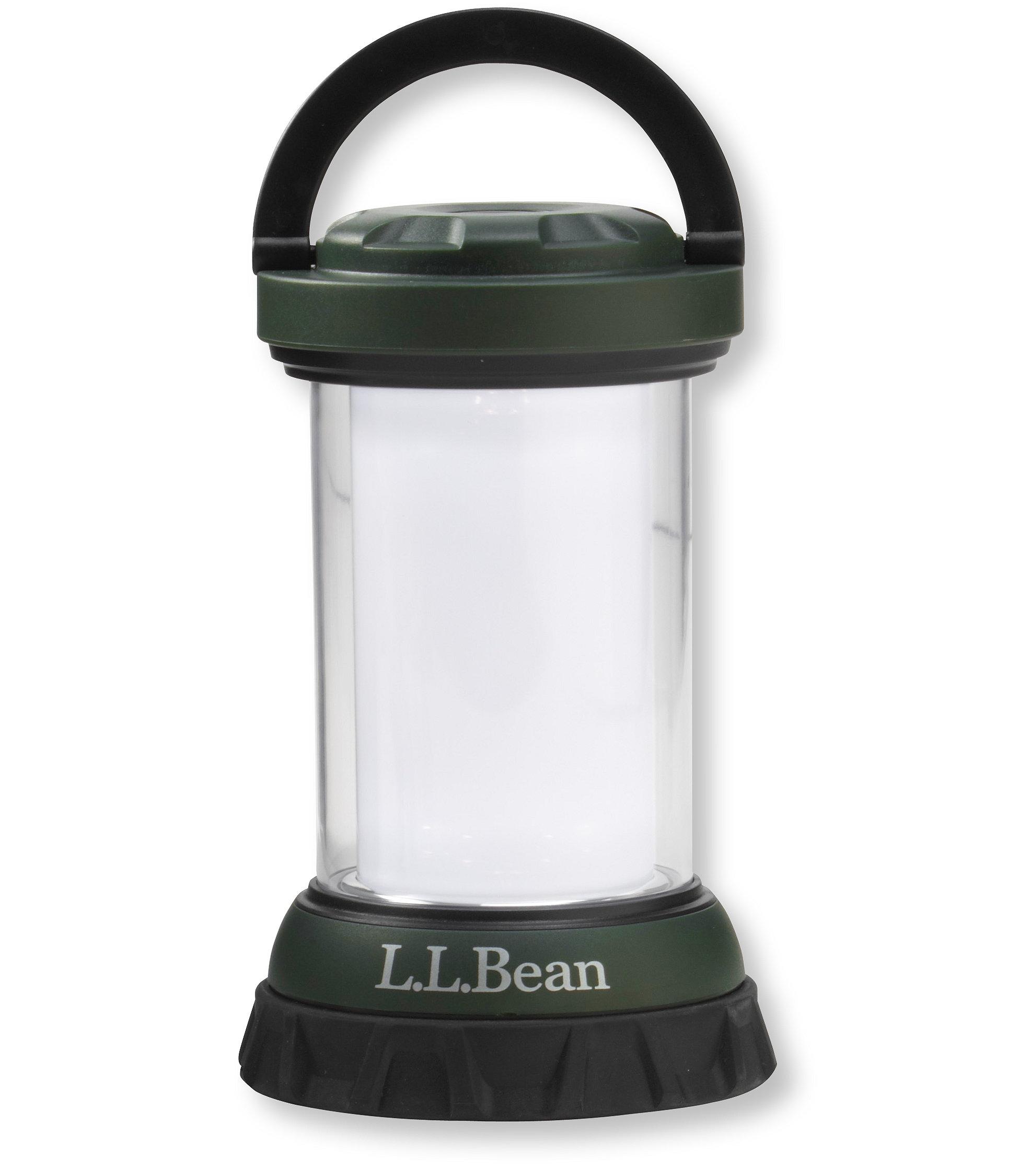 photo: L.L.Bean Mini Camp Lantern battery-powered lantern