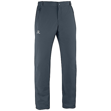 photo: Salomon Nova Softshell Pant soft shell pant