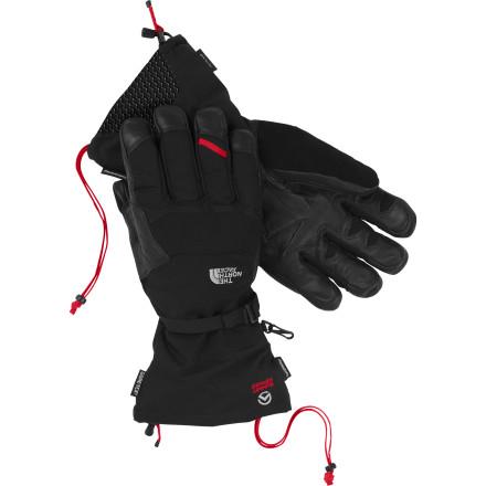 photo: The North Face Meru Glove insulated glove/mitten