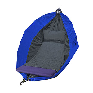 photo of a Bakpocket hammock