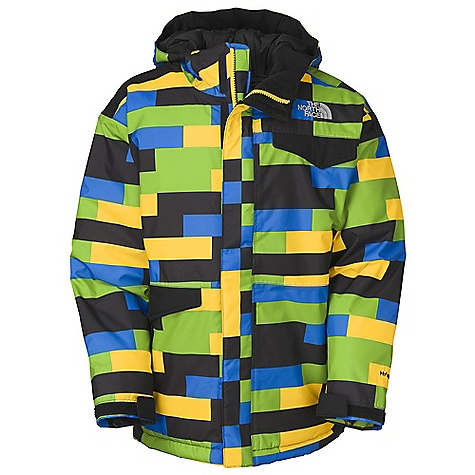 photo: The North Face Blaeke Insulated Jacket synthetic insulated jacket