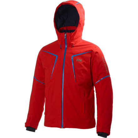 photo: Helly Hansen Stoneham Jacket snowsport jacket