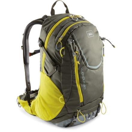 photo: REI Men's Lookout 40 Pack overnight pack (2,000 - 2,999 cu in)