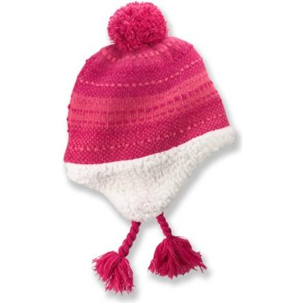 photo: REI Knit Peruvian Hat winter hat