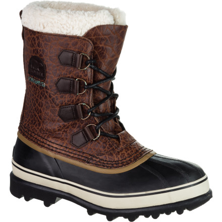 photo: Sorel Caribou Reserve winter boot