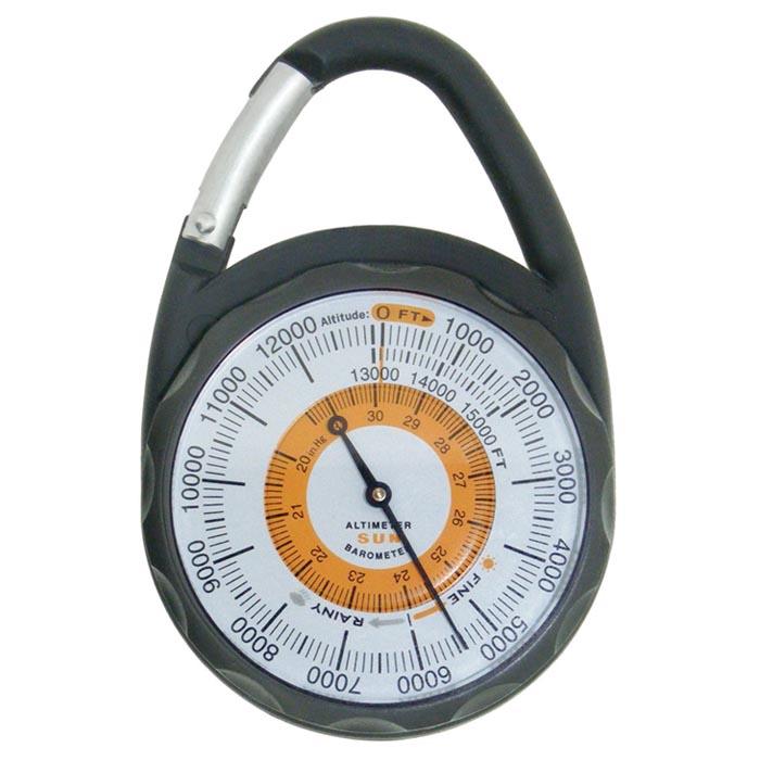 Sun Company Alti Carabiner Altimeter Barometer