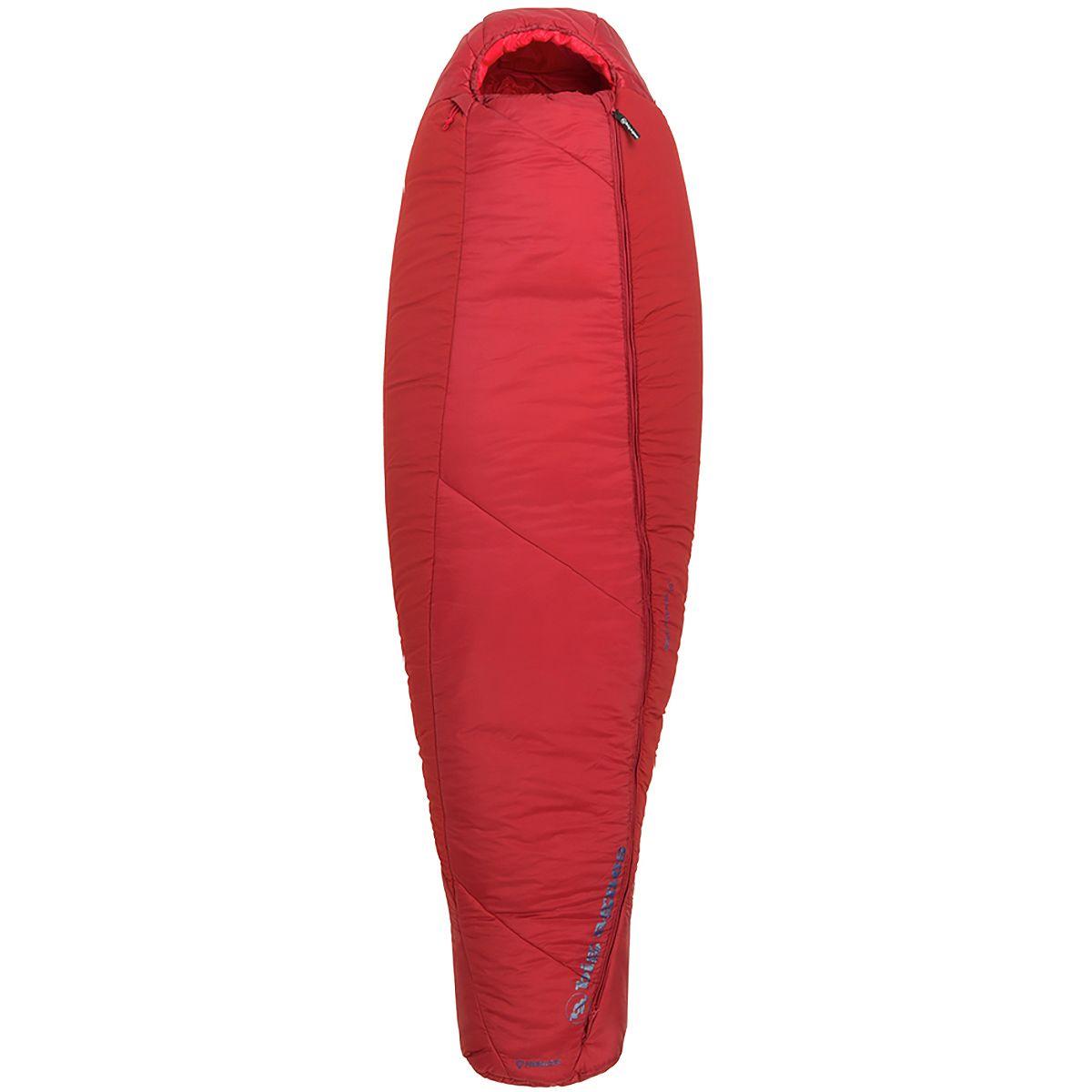 photo: Big Agnes Bolten SL 20 3-season synthetic sleeping bag
