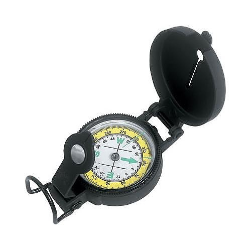 photo: Silva Lensatic 360 handheld compass