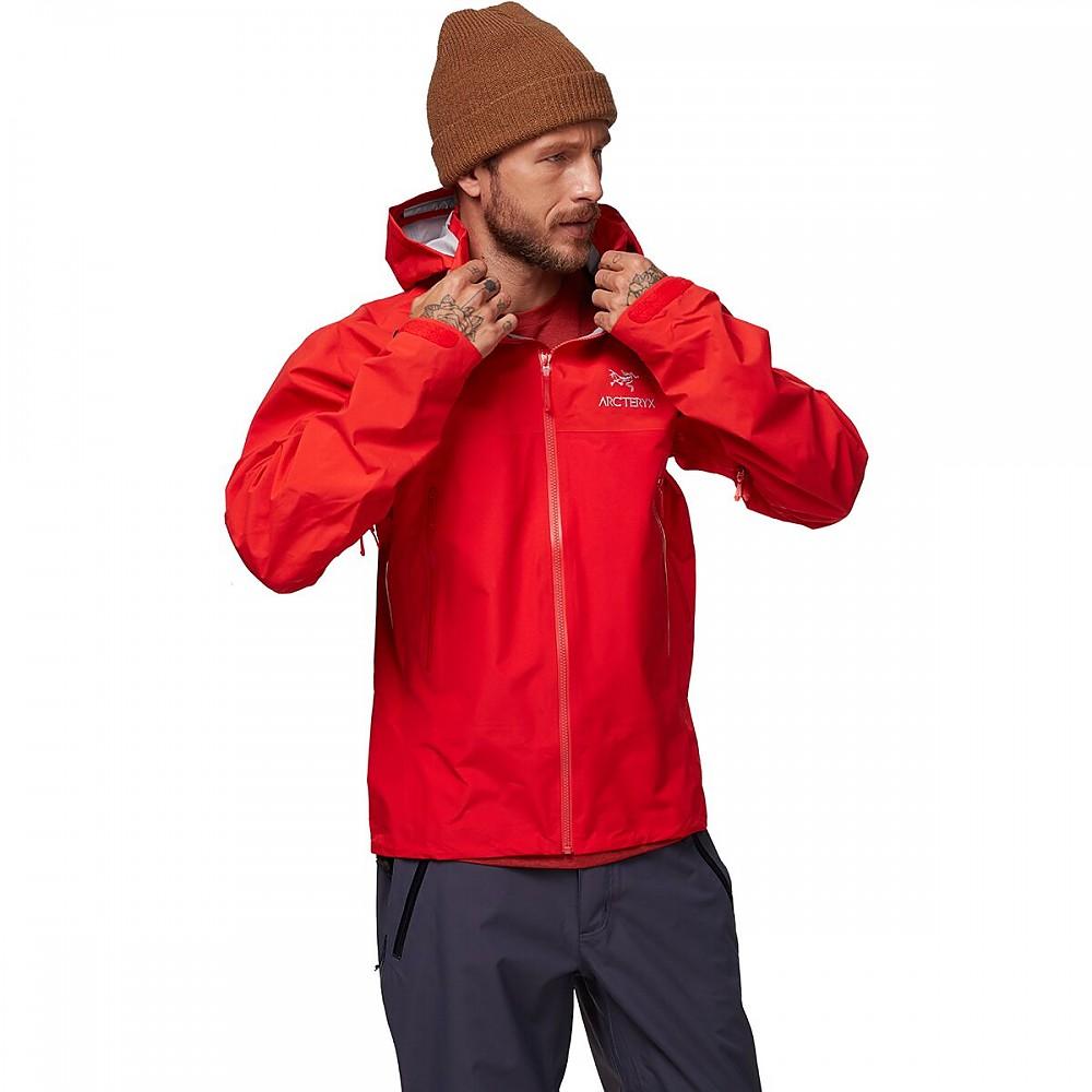 photo: Arc'teryx Beta AR Jacket waterproof jacket