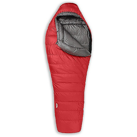 photo: GoLite Men's Adventure 4-Season Mummy 3-season down sleeping bag