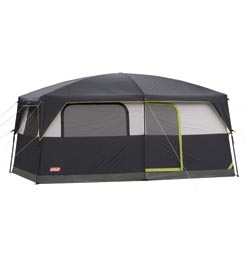 photo: Coleman Signature Prairie Breeze 9 three-season tent