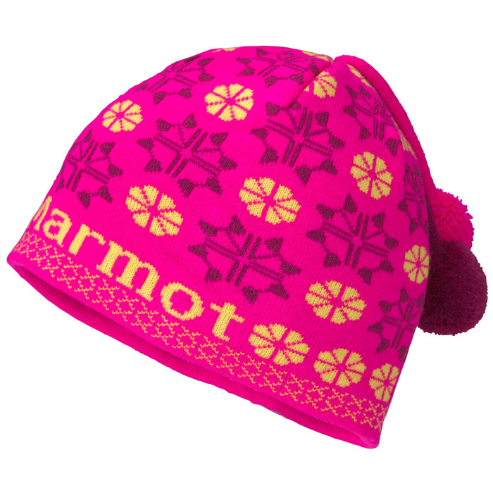 photo: Marmot Girls' Jenna Hat winter hat