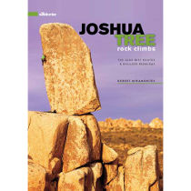 photo: Wolverine Publishing Joshua Tree Rock Climbing and Bouldering Guidebook us mountain states map