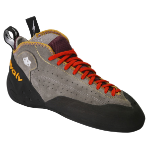 photo: evolv Astroman climbing shoe