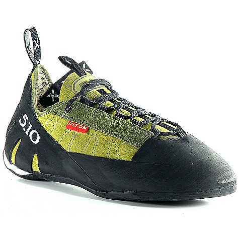 photo: Five Ten Piton climbing shoe