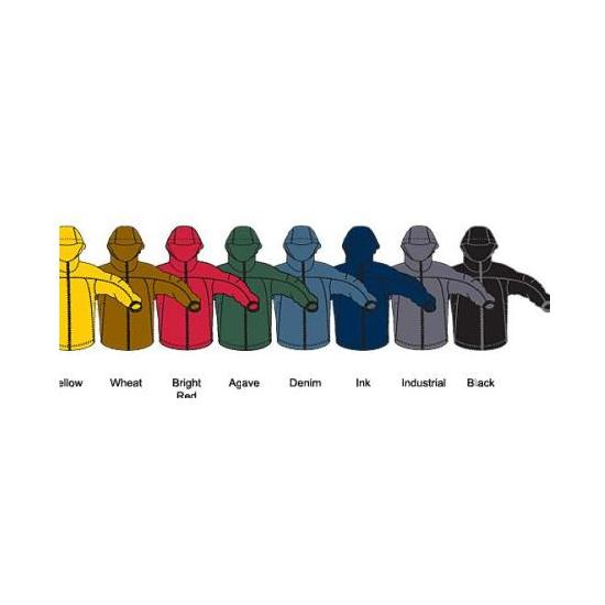 photo: Sierra Designs Microlight Jacket wind shirt