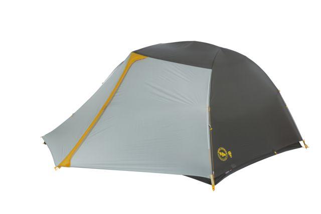 photo: Big Agnes Tiger Wall UL3 mtnGLO three-season tent