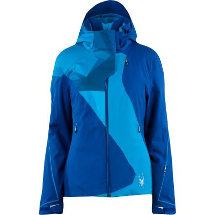 photo: Spyder Volt Jacket snowsport jacket