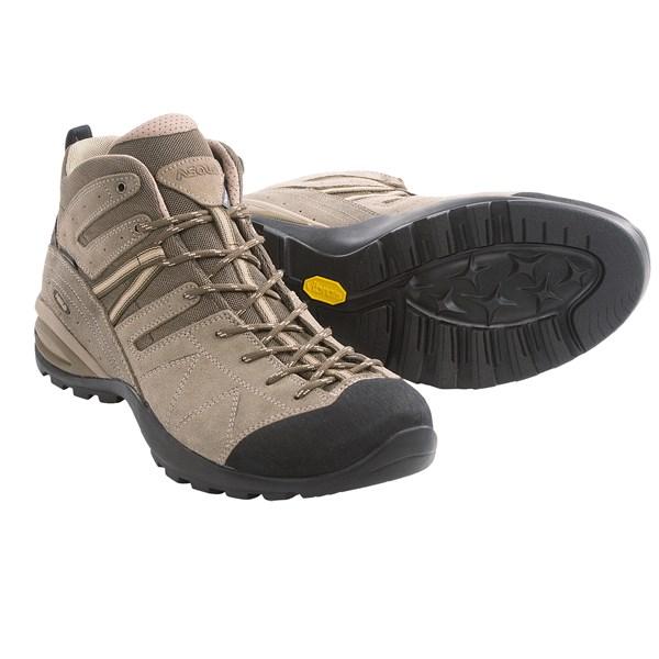 photo: Asolo Trinity WP hiking boot