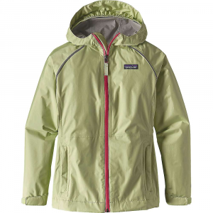 photo: Patagonia Girls' Torrentshell waterproof jacket