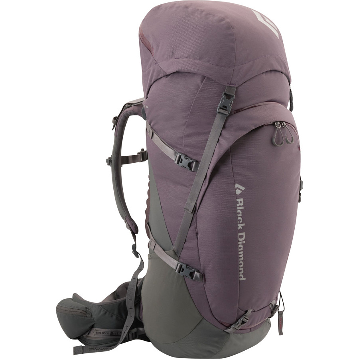 photo: Black Diamond Onyx 55 weekend pack (50-69l)