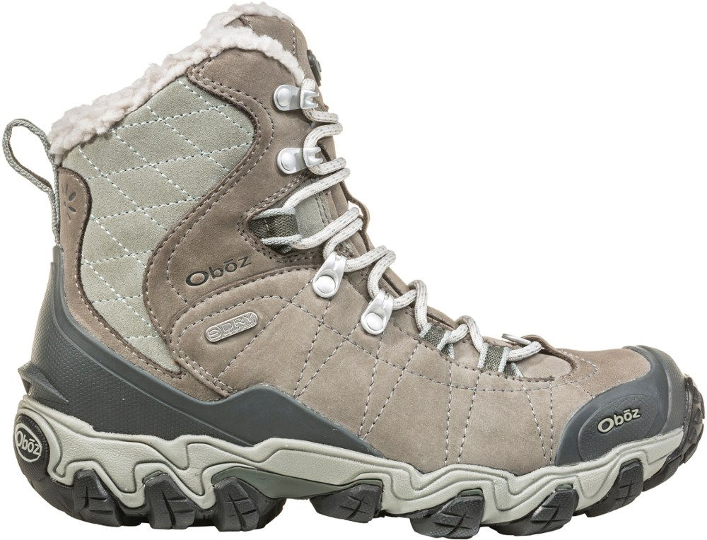 "photo: Oboz Bridger 7"" Insulated Waterproof winter boot"