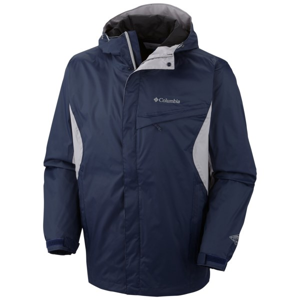 photo: Columbia Watertight Omni-Tech waterproof jacket