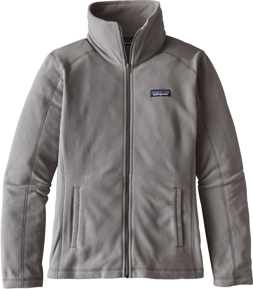 photo: Patagonia Micro D-Luxe fleece jacket